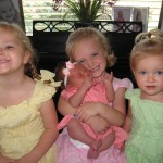 All 4 Little Ladies